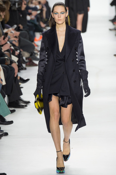 Dior en la Paris Fashion Week Fall 2014